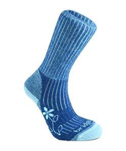 414T93P0z6L 247x296 - جوراب کوهنوردی بریجدل Trekker Women's Socks Bridgedale