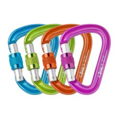 کارابین پیچ بئال BEAL Be Safe Screwgate HMS Carabiner
