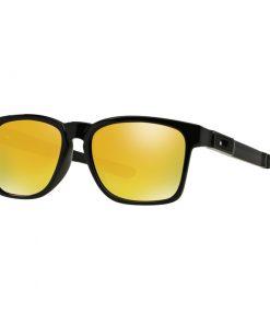main OO9272 04 catalyst polished black 24k iridium 028 69129 png hero 1 247x296 - عینک آفتابی مدل کاتالیست اوکلی سبک زندگی – Oakley Catalyst