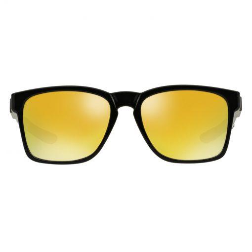 main OO9272 04 catalyst polished black 24k iridium 028 69129 png hero 2 510x510 - عینک آفتابی کاتالیست اوکلی - Oakley Catalyst 24K Iridium OO9272-04