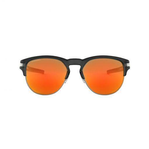 main oo9394 0452 latch key polished black ink prizm ruby 010 132870 png heroxl 510x510 - عینک آفتابی اوکلی لچ کی لنز پریزم - Oakley Latch Key Prizm OO9394