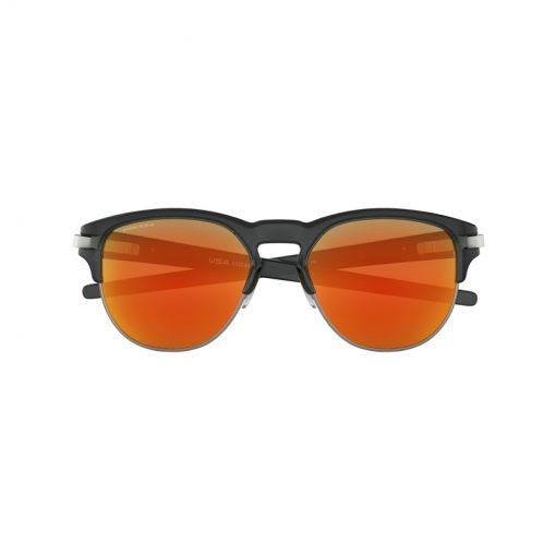 main oo9394 0452 latch key polished black ink prizm ruby 046 132871 png heroxl 510x510 - عینک آفتابی اوکلی لچ کی لنز پریزم - Oakley Latch Key Prizm OO9394