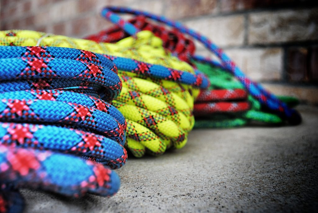 ropes 1024x685 - حفاظت از طناب های سنگنوردی
