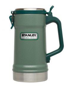 stanley classic vacuum stein 24oz green MAIN 1 247x296 - ماگ دسته دار استنلی سری کلاسیک - Stanley CLASSIC VACUUM STEIN | 24 OZ