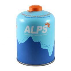 کپسول گاز بزرگ آلپس 450 گرمی Alps gas capsule
