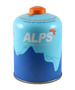 کپسول گاز کوهنوردی 1 247x296 - کپسول گاز بزرگ آلپس 450 گرمی Alps gas capsule