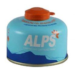 کپسول گاز کوچک آلپس 110 گرمی Alps gas capsule