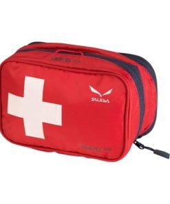 first aid travel pro 1 247x296 - کیف کمک های اولیه سفری بزرگ سالیوا Salewa First Aid Kit Travel Pro