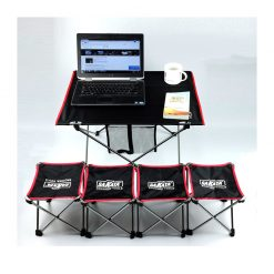 71c2aQrHQFL. SL1100  247x247 - میز کمپینگ تاشوی ساکاتا Sakata Portable Folding Desk