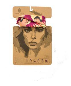 2 copy 247x296 - دستمال سر و گردن تیداسان مدل فرشته Teadasun