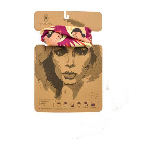 2 copy 510x510 - دستمال سر و گردن تیداسان مدل فرشته Teadasun