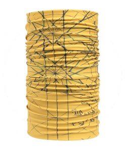 T0105 copy 247x296 - دستمال سر و گردن تیداسان مدل هندسی Teadasun