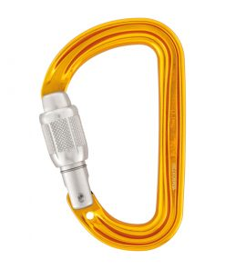 M39A SL SmD SL view 2 LowRes 247x296 - کارابین پیچ اس ام دی پتزل Petzl SM'D Screw Lock Carabiner
