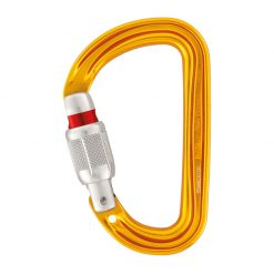 کارابین پیچ اس ام دی پتزل Petzl SM'D Screw Lock Carabiner