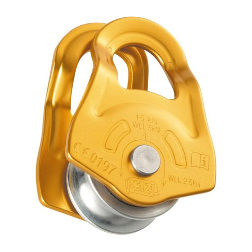 P03A MOBILE LowRes 510x510 - قرقره پتزل مدل موبایل Petzl Mobile Pulley