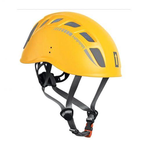 kappa yellow 510x510 - کلاه کاسک مدل کاپا ورک سینگینگ راک Singing Rock Kappa Work