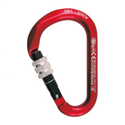 کارابین پیچ گلابی کنگ Kong HMS Classic Screw Sleeve Carabiner