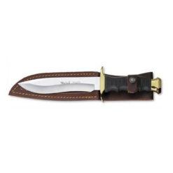 چاقو شکار و کمپینگ موئلا Muela Fixed Blade w Leather Sheath 4.2244