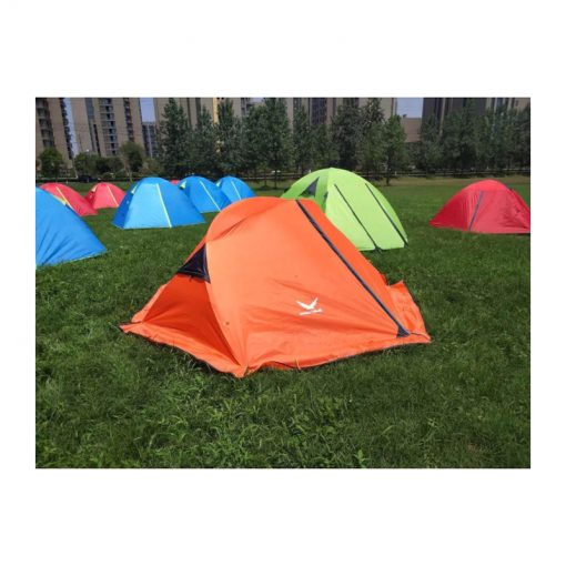 6 510x510 - چادر 2 نفره ملینیوم اسنو هاوک Snow Hawk T2009t Tent