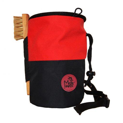 DSC 0200 copy 510x510 - کیسه پودر مگاهندز - Megahandz chalk bag c-Six mega