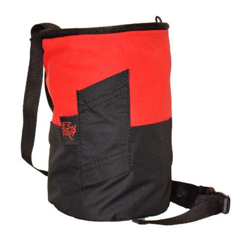 DSC 0207 copy 510x510 - کیسه پودر مگاهندز - Megahandz chalk bag c-Six mega