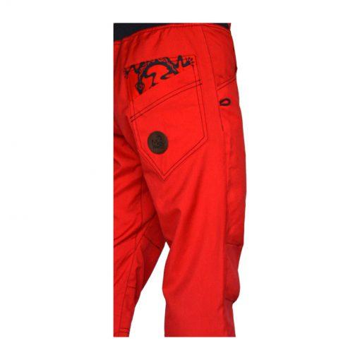 شلوار کتان رنگی مگاهندز مدل مگا بولد – Megahandz Mega Bould pant