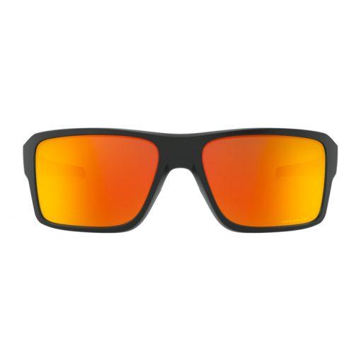 main oo9380 0566 double edge matte black prizm ruby polarized 010 118807 png hero 510x510 - عینک آفتابی دابل اج اوکلی Oakley Double Edge Prizm Polarized OO9380-0566