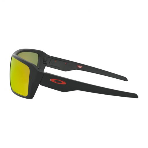 main oo9380 0566 double edge matte black prizm ruby polarized 028 118809 png hero 510x510 - عینک آفتابی دابل اج اوکلی Oakley Double Edge Prizm Polarized OO9380-0566