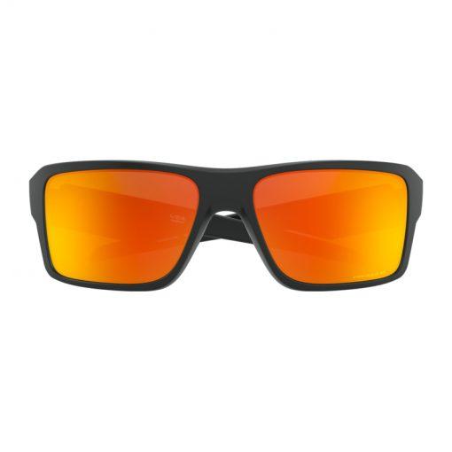 main oo9380 0566 double edge matte black prizm ruby polarized 046 158770 png hero 510x510 - عینک آفتابی دابل اج اوکلی Oakley Double Edge Prizm Polarized OO9380-0566