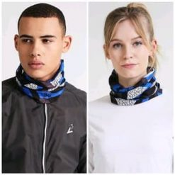 دستمال سر و گردن باف Buff UV Protection Optic Block