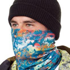 دستمال سر و گردن باف Buff UV Protection Aquatic Camo