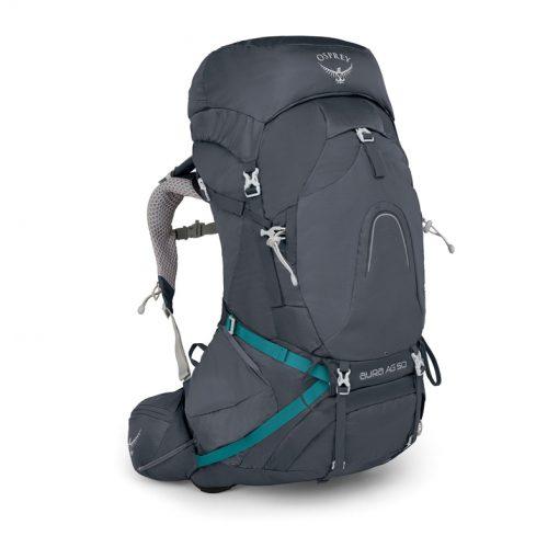 کوله پشتی کوه نوردی و طبیعت گردی زنانه آسپری Osprey Aura AG 50