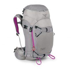 kresta40 side twilightgrey 247x247 - کوله پشتی کوه نوردی و اسکی زنانه آسپری Osprey Kresta 40