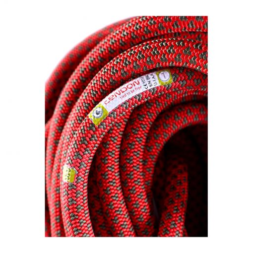 dynamiczna lina tendon ambition 10 mm 70m standard red 4 510x510 - طناب دینامیک تندون Tendon Ambition 10mm * 50m Dynamic Rope
