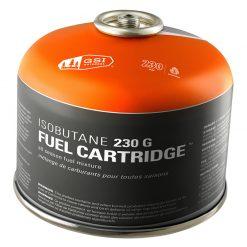 کپسول گاز جی اس آی GSI ISOBUTANE 230G FUEL Cartridge