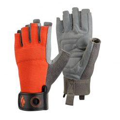 دستکش فنی نیم انگشت بلک دیاموند Black Diamond Crag Half-finger Gloves