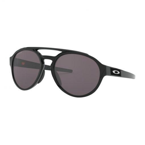 main oo9421 0158 forager polished black prizm grey 001 152425 png herosm 510x510 - عینک آفتابی اوکلی فوراگر - Oakley Forager Prizm OO9421-0158