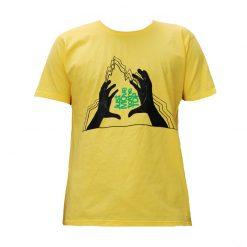 zard2 247x247 - تیشرت سنگ نوردی و طبیعت گردی مگاهندز Megahandz Tshirt