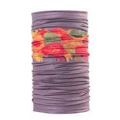 دستمال سر و گردن قصه دار تیداسان مدل خیابان بلند شهر2 Teadasun