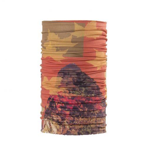 دستمال سر و گردن قصه دار تیداسان مدل کوه ها Teadasun