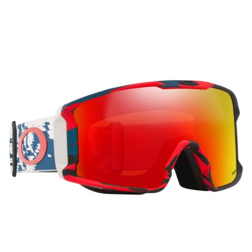عینک طوفان و اسکی اوکلی Oakley Line Miner Sammy Carlson