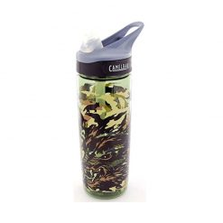 قمقمه ورزشی کملبک Camelbak Eddy Camo Wolf Bottle 600ml