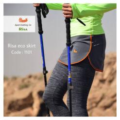 دامن کوهنوردی تن ریسا مدل اکو Tanrisa Eco