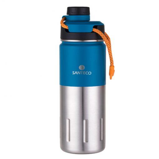 قمقمه ورزشی استیل سانتکو Santeco K2 Sports Bottle 500ml