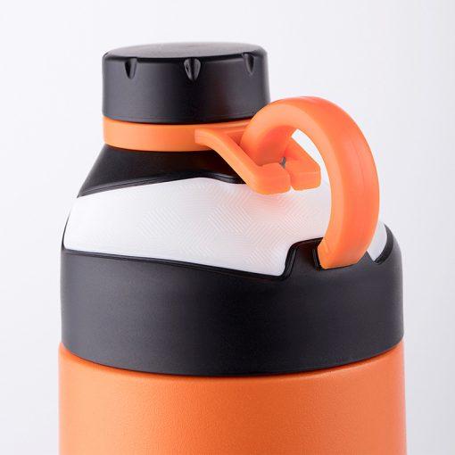 قمقمه ورزشی استیل سانتکو مدل اُیورال Santeco Oural Vacuum Insulated 590ml