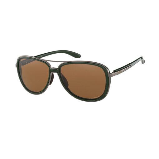 عینک آفتابی اوکلی مدل اسپیلیت تایم Oakley Split Time Prizm OO4129