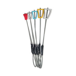ست 10-6 کیل وایلدکانتری WildCountry Rock Wire Anodised Set 6-10
