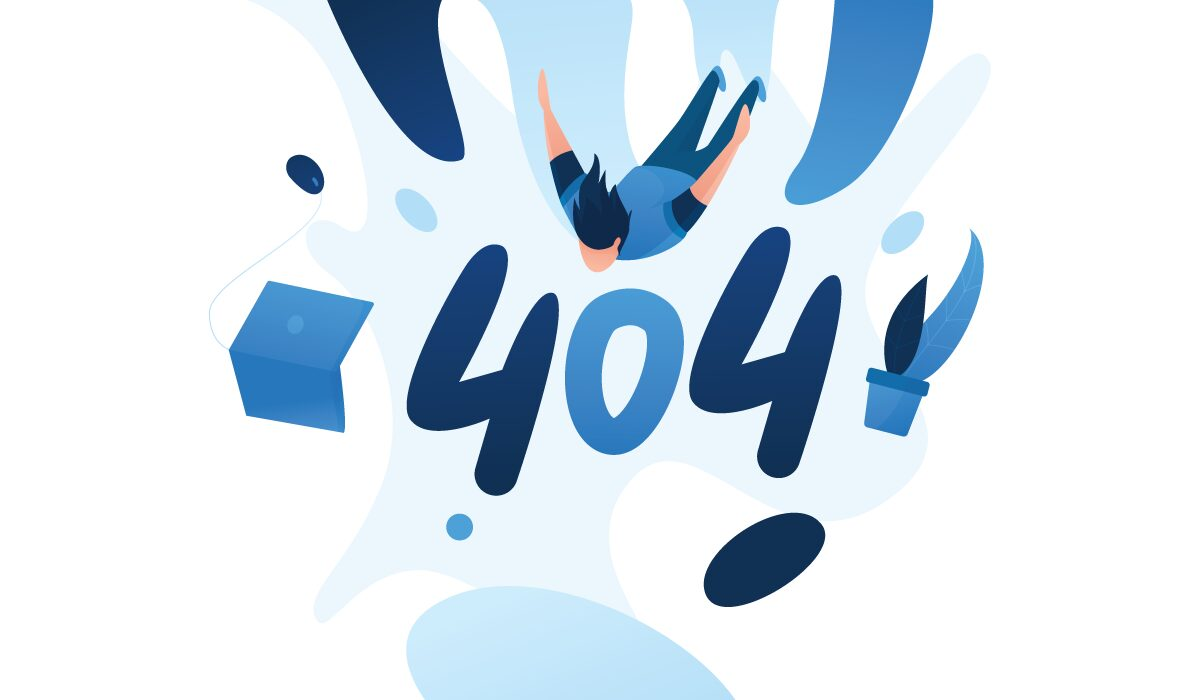404 error - 404