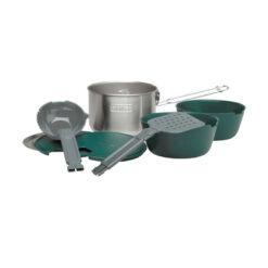 ست ظروف غذا با کفگیر و ملاقه Stanley Adventure Two Bowl Cookset