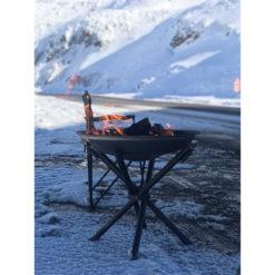 باربیکیو و آتشدان پارمیس کد412 Parmis BBQ